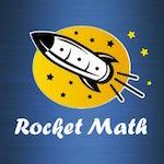 Rocket Math logo